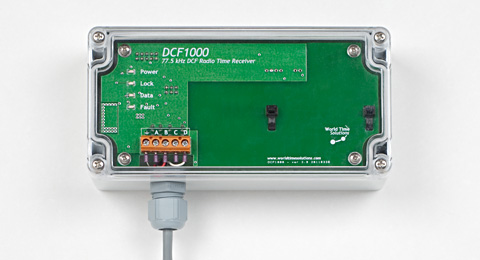 dcf radio time receiver