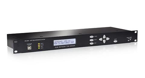 Dual LAN NTP Server