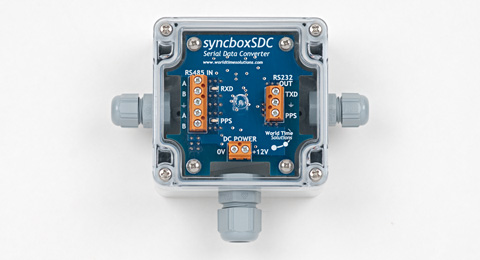 RS485 RS232 Serial Time Converter